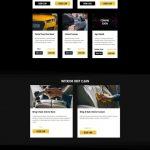 Lussomotive - Services Page